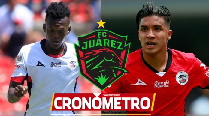 Lobos BUAP se convierte en FC Juárez en la Liga MX, ¿Que pasará con Chirinos y Crisanto?