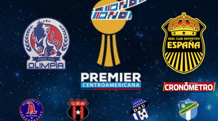 Revelan calendario de la primera edicion de la Copa Premier Centroamericana
