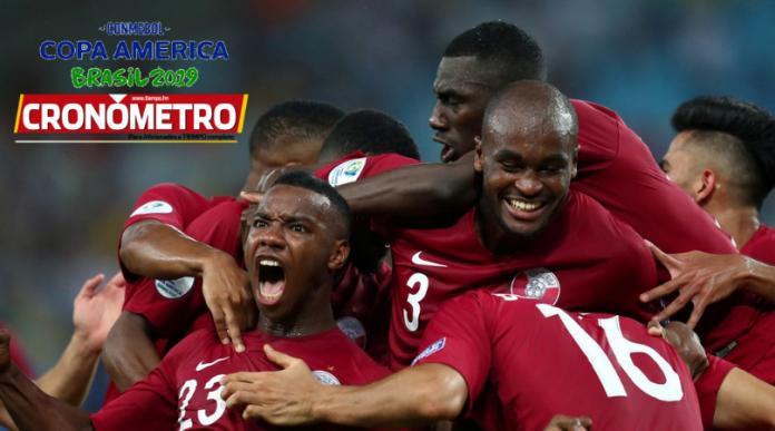 Qatar sorprende y le remonta a Paraguay en el Maracaná