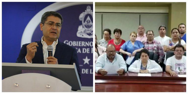 Gobierno se adelanta al diálogo de la Plataforma y convoca a otro mañana jueves