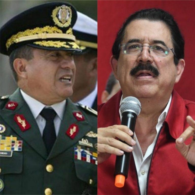 «Mel» Zelaya en su libro: El general René Osorio me sacó del país; iba encapuchado