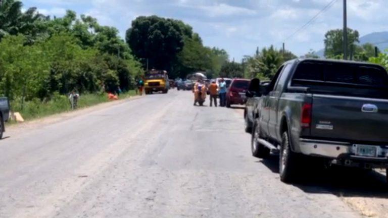 VÍDEO: al no poder desalojar toma en Guapinol, militares irrumpen en casas
