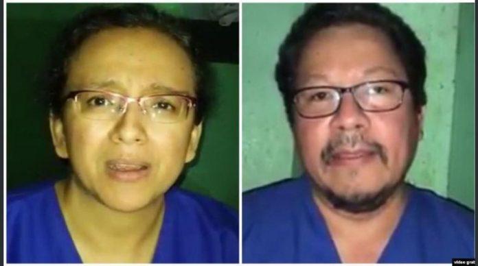 Liberan opositores de Ortega