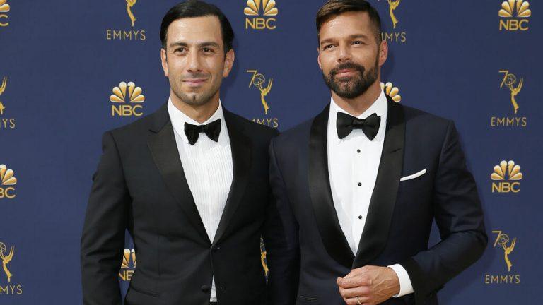 VÍDEO: el divertido baile del esposo de Ricky Martin para la pequeña Lucía
