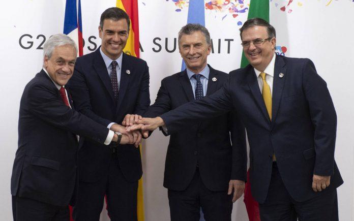 UE y Mercosur