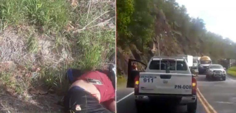 Dos muertos deja colisión entre motociclistas en carretera a Olancho