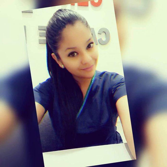 enfermera del centro médico caribe honduras
