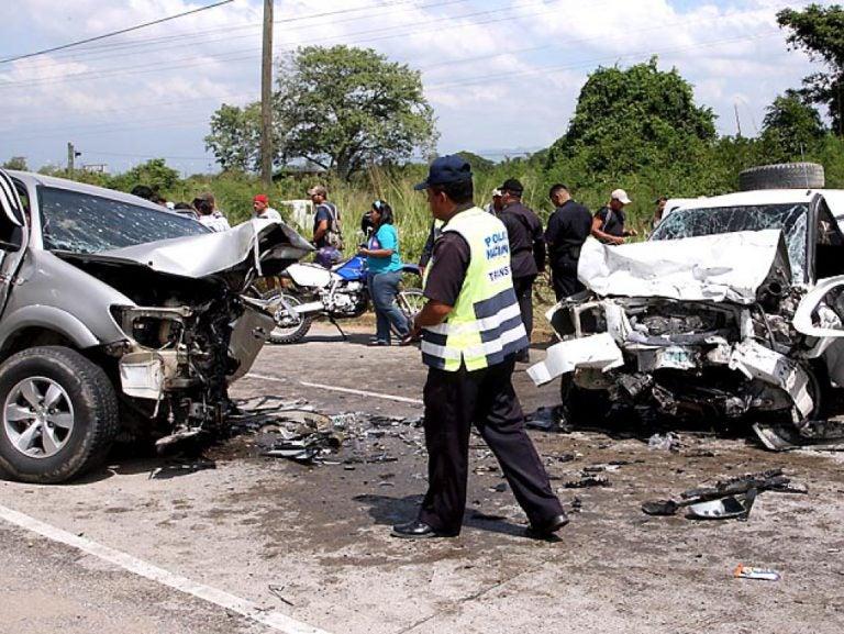 Cantidad de accidentes de tránsito ha aumentado 25 % en 2019