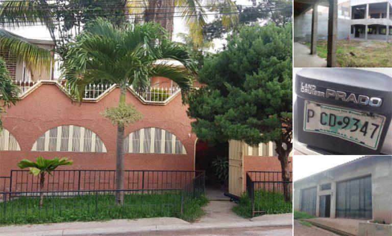 MP y DLCN allanan lujosa vivienda en El Trapiche
