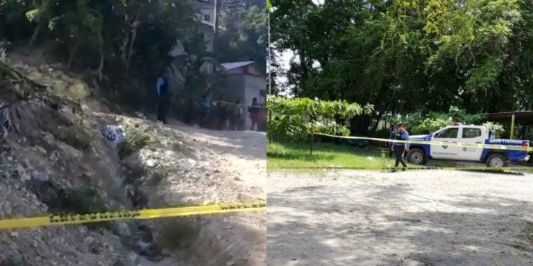 Cortés: mueren dos hombres de forma violenta en Choloma
