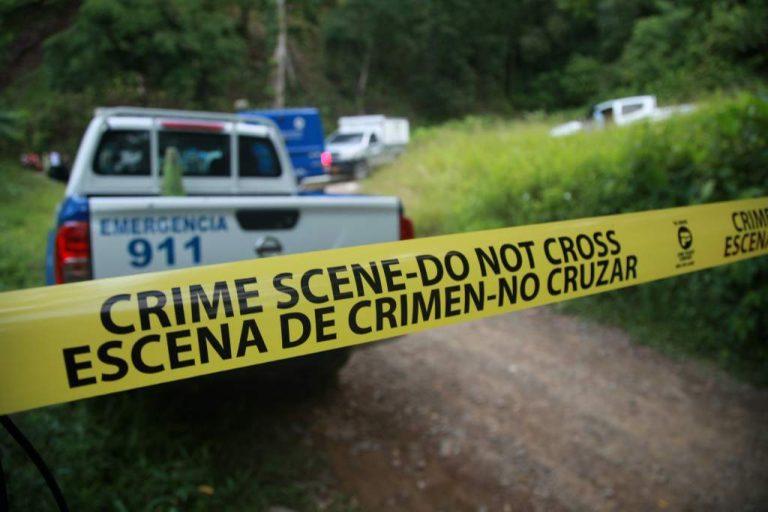 Yerno habría matado a madre e hijo en La Mosquitia, según Policía
