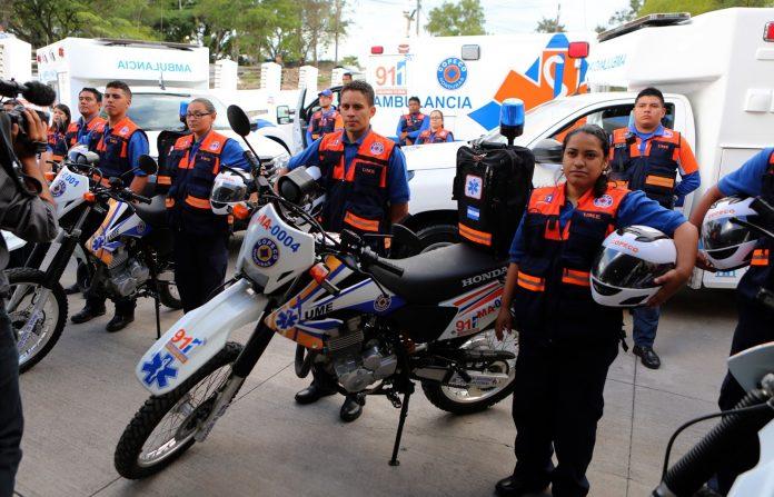 empleados 911