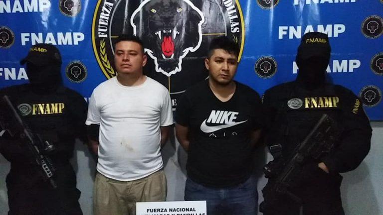 Supuestos miembros de la MS-13, entre ellos un cabecilla, fueron capturados en SPS