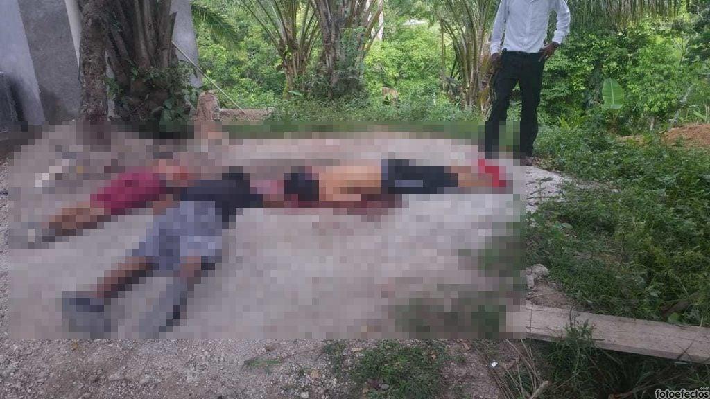 masacre en puerto cortés