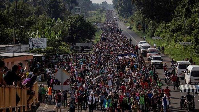 frontera entre México y Guatemala