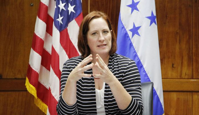 embajada de Estados Unidos