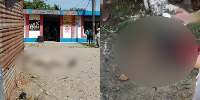Tocoa: asesinan a un anciano y joven muere al accidentarse en su motocicleta