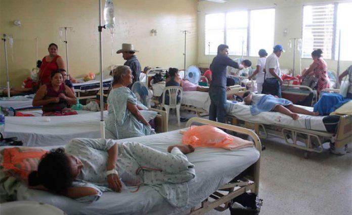 dengue en el Distrito Central