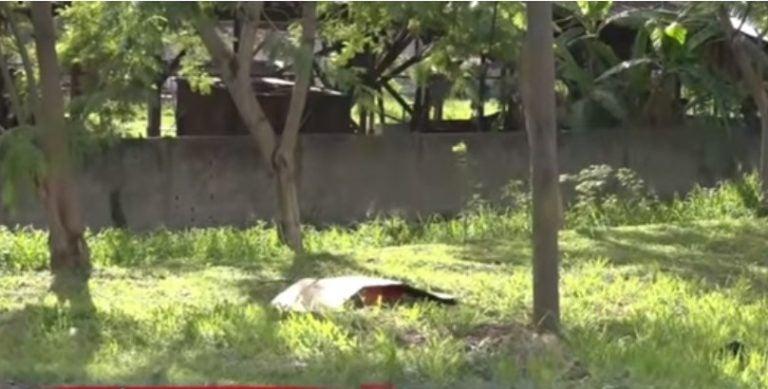 Encuentran los cadáveres de dos hombres en la zona Norte de Honduras