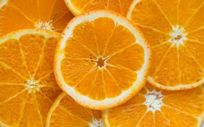 naranjas a la dieta