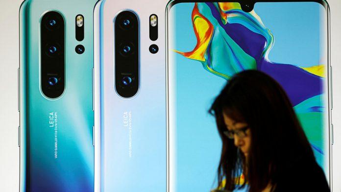 nuevos Huawei