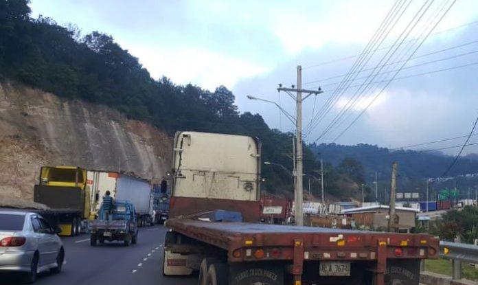 Transportistas de carga pesada