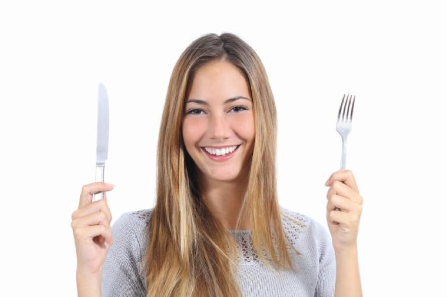 respetar los horarios de las comidas