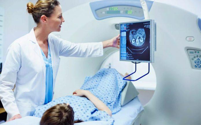un tumor cerebral