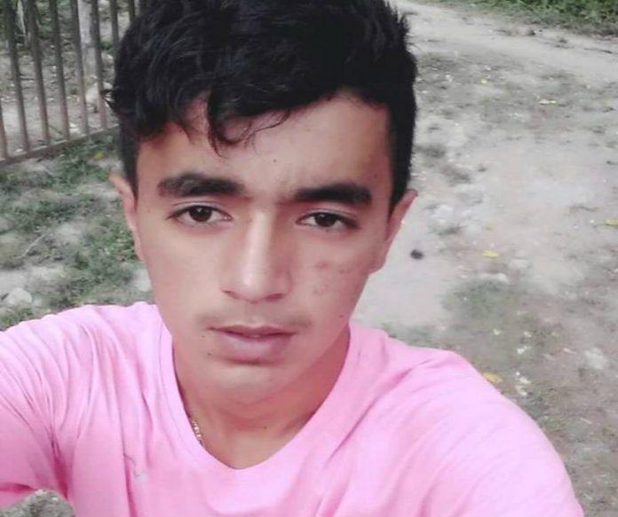 estudiante de 16 años