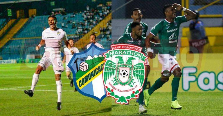 Horario y transmisión: Comunicaciones y Marathón se enfrentan por la Liga Concacaf