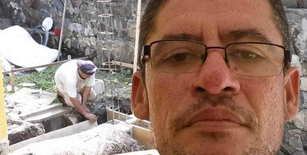 ingeniero civil desaparecido en SPS