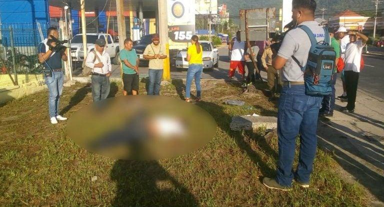 Guardia de UNAH-VS muere al ser atropellado por estudiante de Medicina