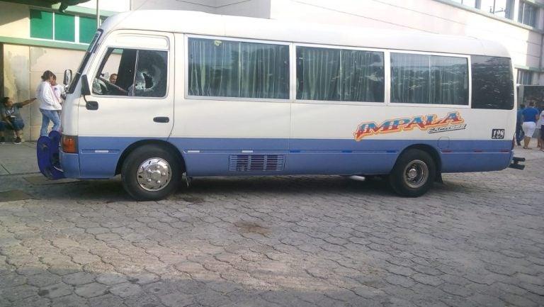 SPS: asesinan a pasajero en tiroteo a bus de la empresa Impala