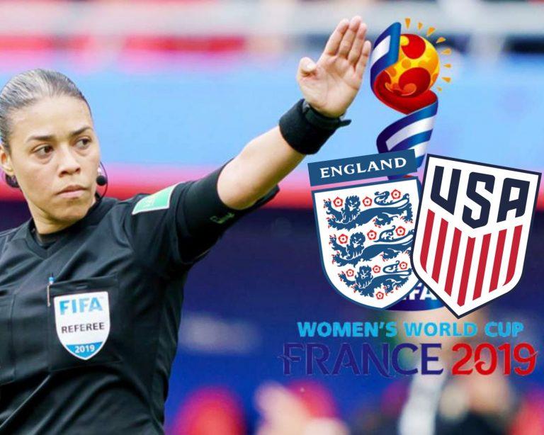 Melissa Pastrana pitará la semifinal entre Inglaterra y Estados Unidos