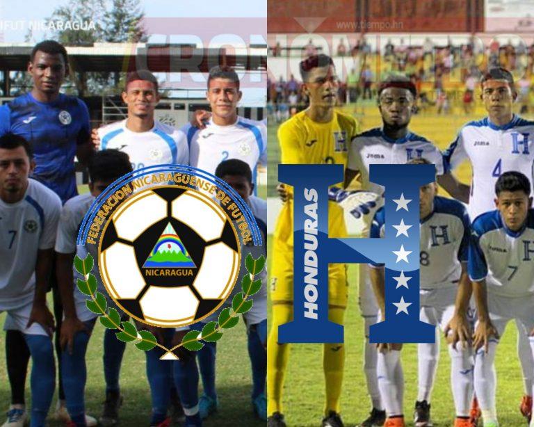Horario: ¿Dónde ver el partido de Nicaragua ante Honduras Sub-23?