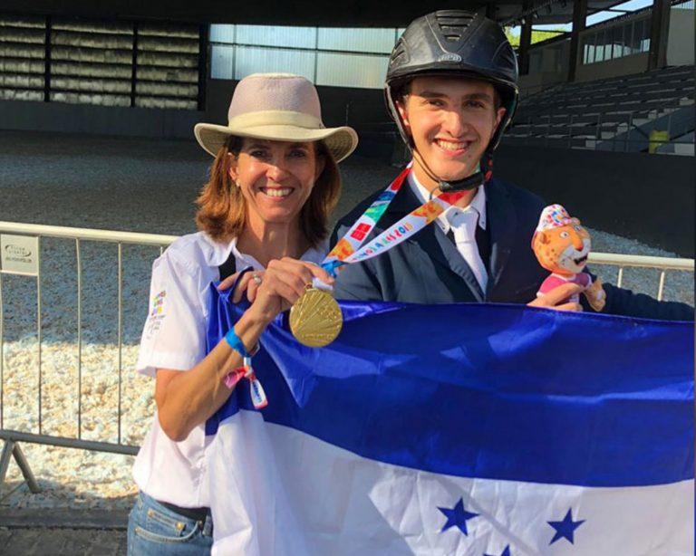 ¡ENHORABUENA! Pedro Espinosa será el abanderado en los Juegos Panamericanos de Lima 2019