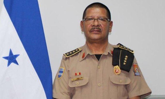 General José Zelaya asume como nuevo Comandante de los Bomberos