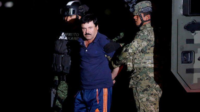 Condenan a «El Chapo» Guzmán a cadena perpetua en EEUU