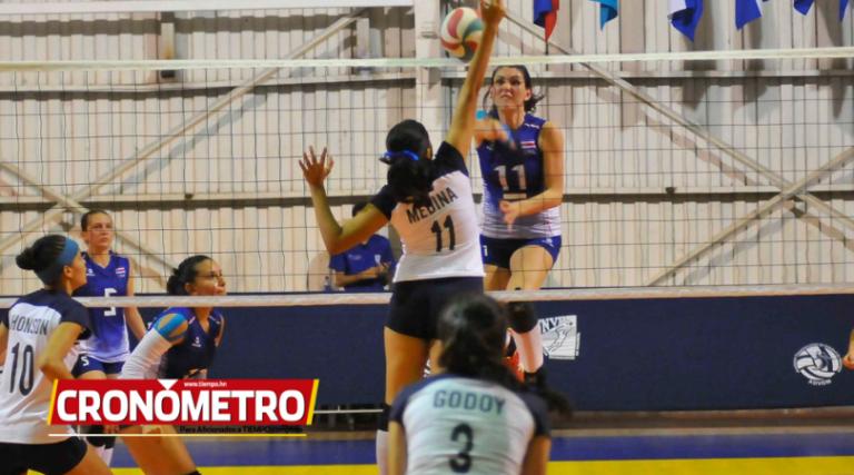 Tegucigalpa será sede del XVIII Campeonato Centroamericano Sub-20 de voleibol