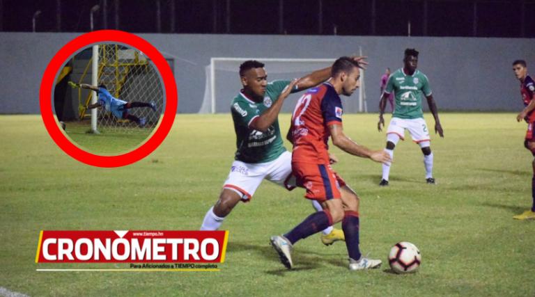 Marathón pierde contra el San Carlos de Costa Rica y levanta dudas