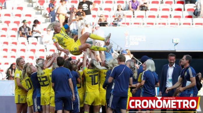 Suecia vence a Inglaterra y se queda con el tercer lugar del Mundial Francia 2019