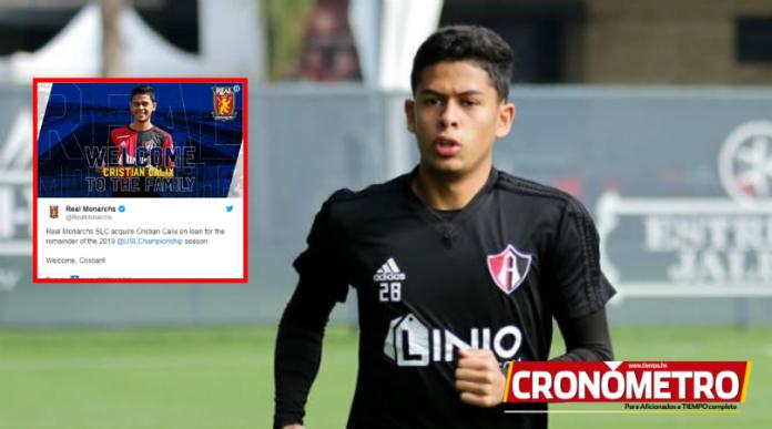 OFICIAL: Cristián Cálix se convierte en el nuevo jugador del Real Monarchs