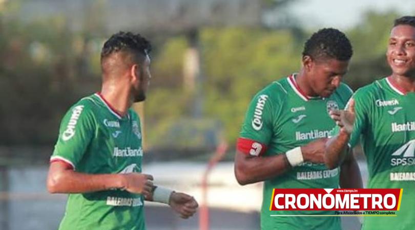 Marathón gana su primer partido de preparación contra el Atlético Choloma
