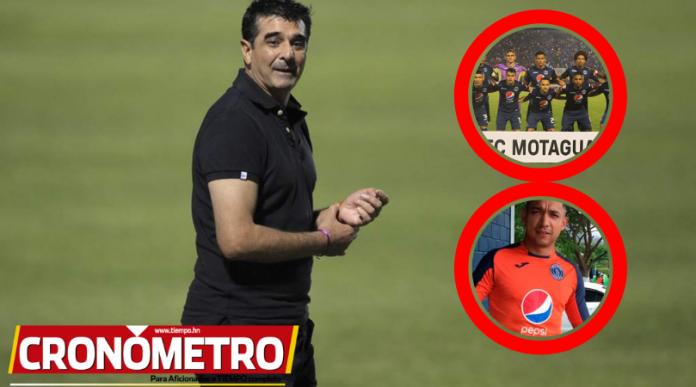Motagua tiene como objetivos el tricampeonato y la Liga Concacaf
