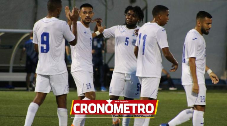 Selección Sub-23 de Honduras será cabeza de serie en Preolímpico de Concacaf