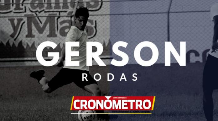 Gerson Rodas es nuevo jugador del Honduras Progreso