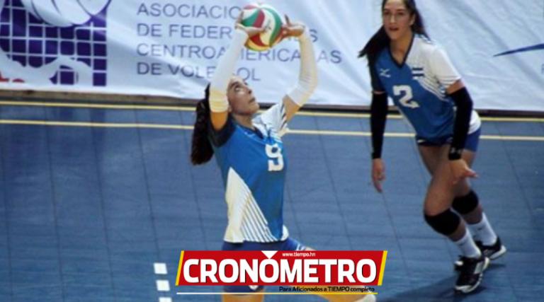 "¡ADMIRABLE! Honduras Sub-20 de Voleibol femenino ""arrasa"" en torneo centroamericano"