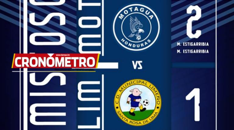 Motagua vence al Atlético Limeño de El Salvador en amistoso jugado en EE.UU