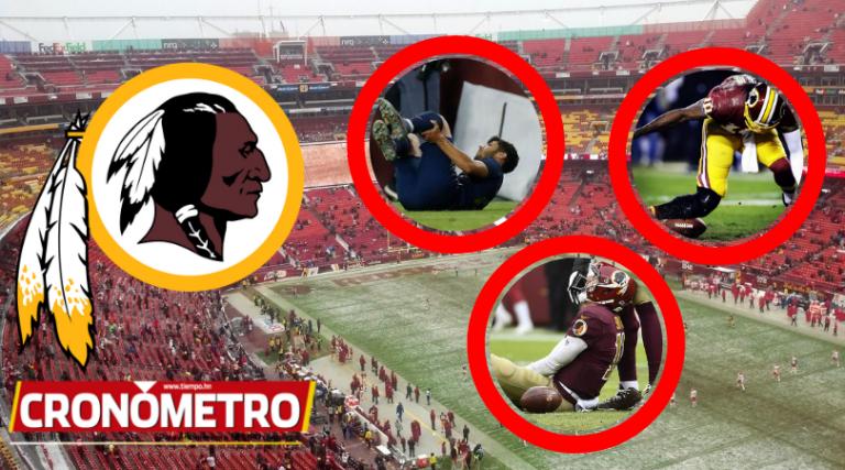 Asensio se rompió el cruzado en campo «maldito» de la NFL ¿Casualidad?