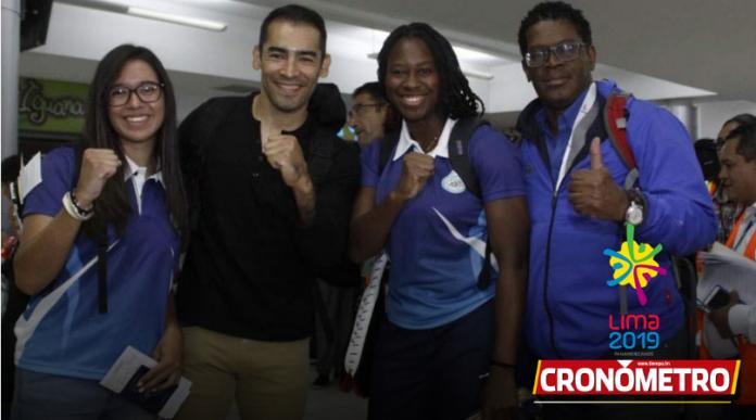 Atletas hondureños viajan a los Panamericanos de Perú 2019